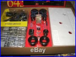 1/8 Rosso Ferrari 643 Vintage Figure Toy Mini Car Unopened72