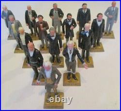 15 MARX PRESIDENTS 1960s Marx Presidents 2.5 Figure