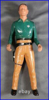 1950s/60s Hartland Western Gunfighter Lawman's JOHNNY McKAY Figure