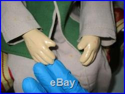1953 JERRY MAHONEY Ventriloquist dummy puppet figure doll Paul Winchell Juro