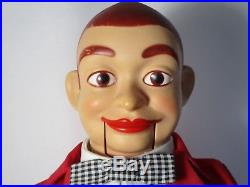 1960's KNUCKLEHEAD ventriloquist dummy puppet doll puppet figure Jerry Mahoney