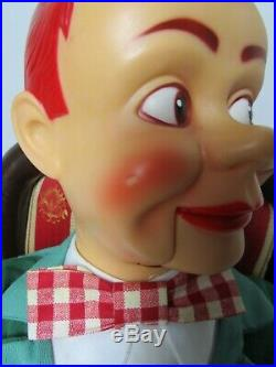 1960s JERRY MAHONEY Ventriloquist dummy puppet figure doll Paul Winchell