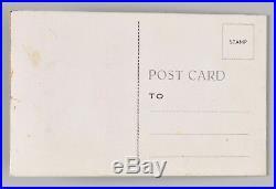 1961 Marx TV Tinykins Postcard Figure Flintstones Fred Flintstone Rare