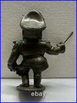 1964 Color Test MARX NUTTY MAD Field Marshal FLUGAL VON STRUDEL Figure RARE! GB