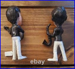 1964 DAVE CLARK 5 Original REMCO 4.5 Inch DOLL And (4) SMALLER FIGURE SET-Nice