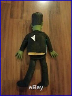 1964 Mattel HERMAN MUNSTER 21 Doll Toy Figure Original Rare Htf Vintage Classic