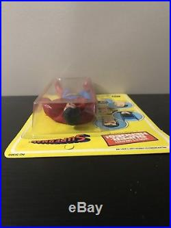 1970's SUPERMAN Mego Vintage Toy Action Figure UNPUNCHED MOSC NEW