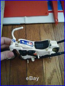 1974 Evel Knievel Stunt Stadium By Ideal ToysWITH FIGURE AND CYCLE