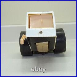 1974 Ideal Evel Knievel Formula 1 Dragster in Original Box, Figure & Parachute