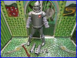 1974 MEGO WIZARD OF OZ EMERALD CITY PLAY SET WithBOX & FIGURES