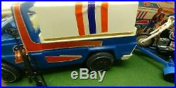 1975 Evel Knievel Canyon Rig Ideal Action Figure Toy VINTAGE w Original Box