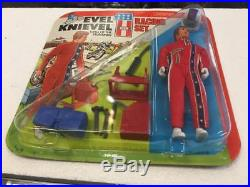1975 Evel Knievel Racing Set figure by Ideal