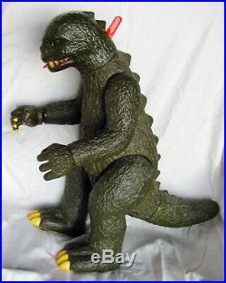 1977 Shogun Warriors Godzilla Figure Complete Excellent Near Mint Vintage Toy