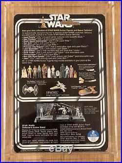 1977 Star Wars Original Princess Leia Organa 12 Back Vintage Figure MOC MIP Toy