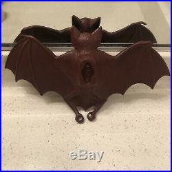 1978 Mattel Gre-gory Gregory Vampire Bat Horror Vintage Toy Figure Halloween