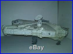 1979 MILLENIUM FALCON Vintage STAR WARS ACTION FIGURE SHIP Kenner TOY / Han Solo