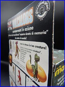 1984 vintage MANGLORS Manglord action figure toy Harbert Vulcalors UNUSED mib