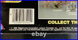 1986 VINTAGE THUNDERCATS EVIL MUTANT RATAR-O New on CARD ACTION FIGURE TOY MOC