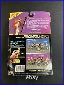 1986 VINTAGE THUNDERCATS MUTANT GRUNE DESTROYER New on CARD ACTION FIGURE TOY