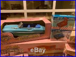 1988 Tyco Dixie's Diner, Furnishings, Car and several figures HUGE LOT