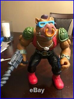 1989 vintage Toys Teenage Mutant Ninja Turtles Action Figure lot over 50