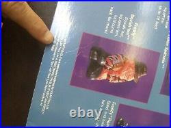 2 Vintage 80s A Nightmare On Elm Street Freddy Krueger Figure Toy Doll
