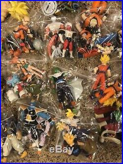 60+ Dragon Ball z Action Figures LOT Vintage Collectibles Irwin Toy Toonami Goku