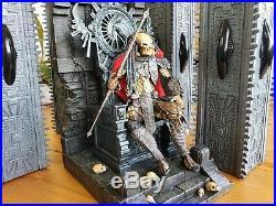 AVP Elder Predator Throne Diorama for 6 7 figures