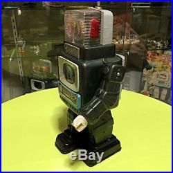 Alps Television Space Man Robot Toy Figure Vintage Rare Collectible F/s Hobby