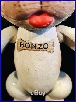 Antique Schoenhut Bonzo Jointed Figure
