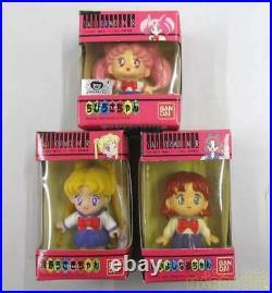 BANDAI SAILOR MOON R FIGURE 12pcs SET From Japan Vintage Toy