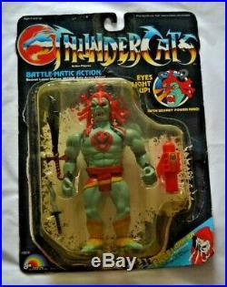 BRAND NEW in Open Box Vintage 1986 Grand Toys LJN Thundercats Mumm-Ra Toy Figure