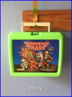 BUCKY O'HARE action Figures Bundle vintage toys 1990s & box- A Collectors dream