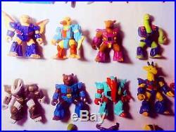 Battle Beasts Hasbro Takara Retro Vintage Action Figure Rare Toy Weapons Lot 80s