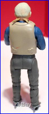 Bonanza American Character Ben Cartwright Figure & Horse Buck Fully Complete