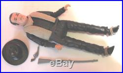 Bonanza American Character Rare Outlaw Figure & Horse Complete Accessories