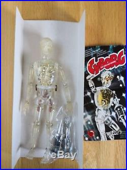 Boxed Denys Fisher CYBORG muton Android Action Figure Vintage 1975