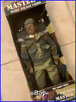 Brand New in Box Vintage Grand Master P Rap Hip Hop Action Figure Toy Doll