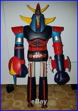 Brave Raydeen Shogun Warriors Figure Action Toy Vintage 1977 POPY Japan Rare