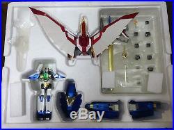 CMS BRAVE 28 alloy Asia Metalic Ltd ver Matchless Raijin-Oh Vintage Toys Figure