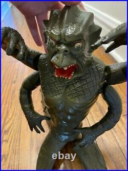 COMPLETE Vintage Mattel 1980 Clash of the Titans Kraken Figure, Good Condition