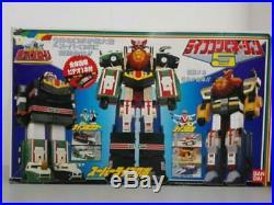 Choujuu Sentai Liveman Live Combination 5 Vintage Figure Toy Japan81