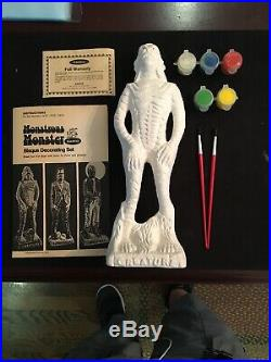 Creature From The Black Lagoon Rapco Super Rare Full Figure Vintage 1975 Toy New