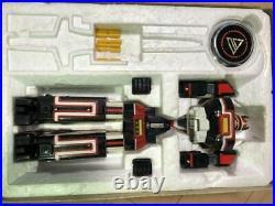 DX Chogokin Bio-Robo Hypercross Action Figure Bio-man Vintage Toy Rare Bandai 2