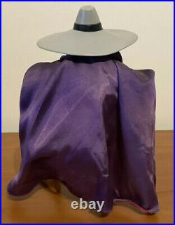 Darkwing Duck Giant Action Figure Vintage Playmates Toy 1991 With Hat And Cape