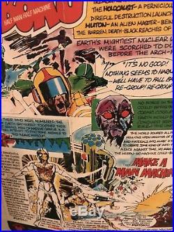 Denys Fisher Cyborg Vintage 75 Henshin Muton Strawberry Fayre moc figure takara