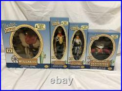 Disney Pixar Toy Story Young Epoch Round Up 4 Set Figure Doll Vintage 27