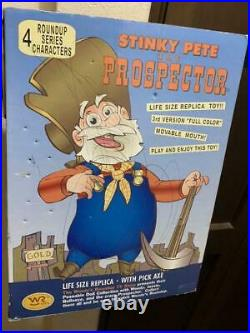 Disney Toy Story Prospector Young Epoch Figure Vintage Collector doll
