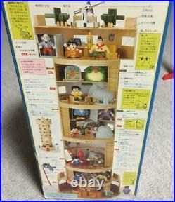 Dragon Ball Figure Muscle Tower Battle DX Vintage Toys Box Set 1986 Epoch Japan
