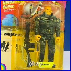 Dune action figure Beast Rabban vtg 1984 LJN toys MOC sand worm movie sealed'84